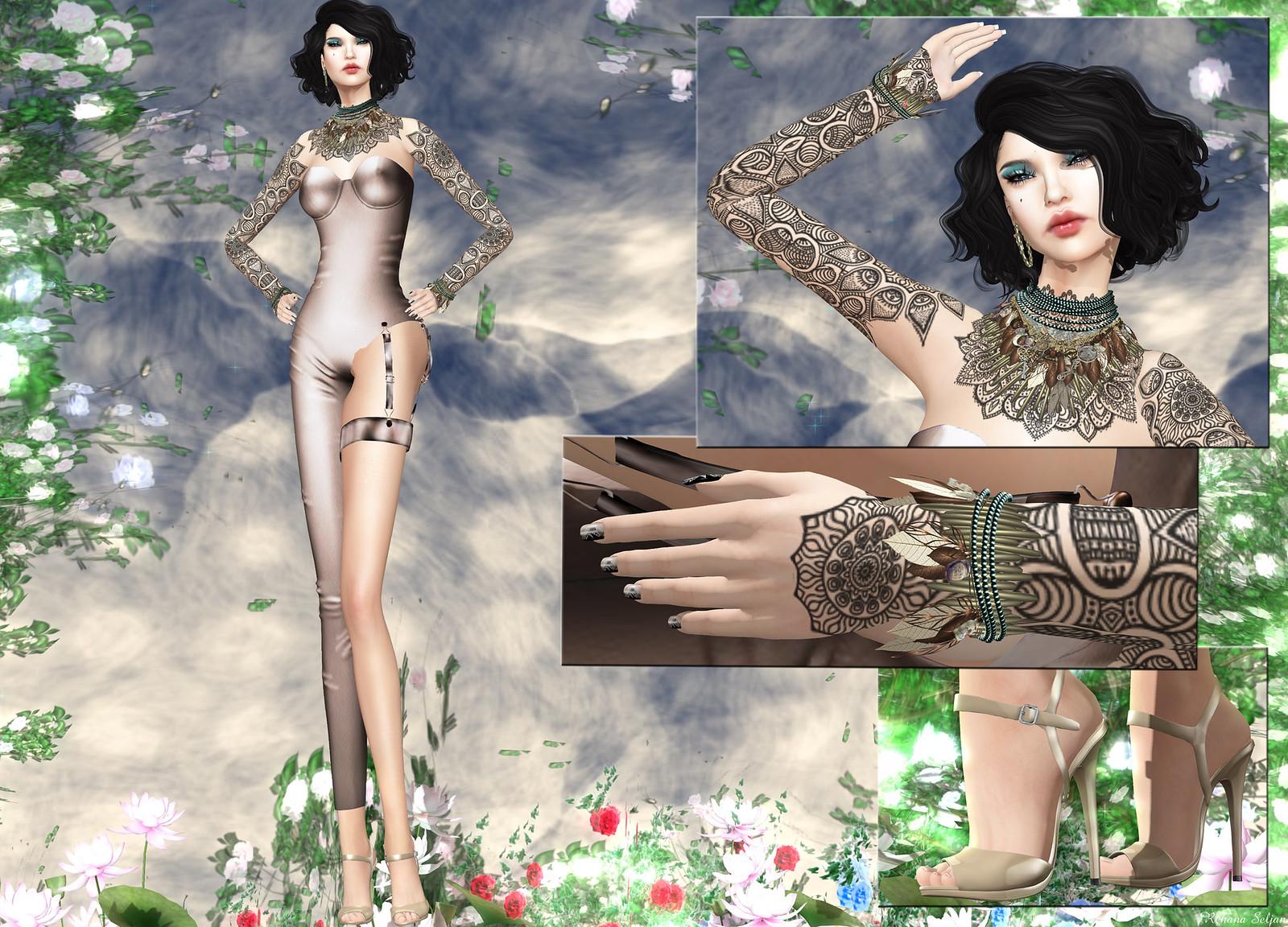 Elegance Boutique - Flor