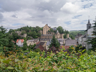 Schloss Dhaun im Hunsrück