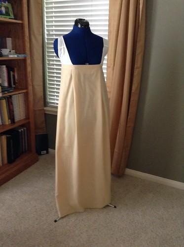 Regency Petticoat - Front
