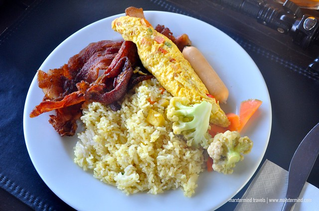 InnAsia Buffet Breakfast at Holiday Inn Resort Krabi
