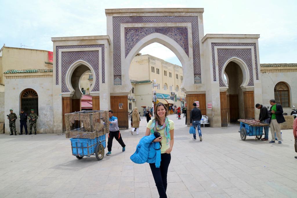 Puerta Bab er Rsif
