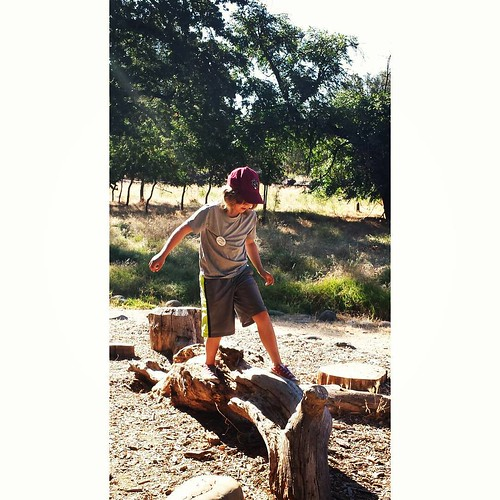 Nimble 9! #summer #boys #wild #California #sacramento #summersolstice #waldorfhome #showyourslow