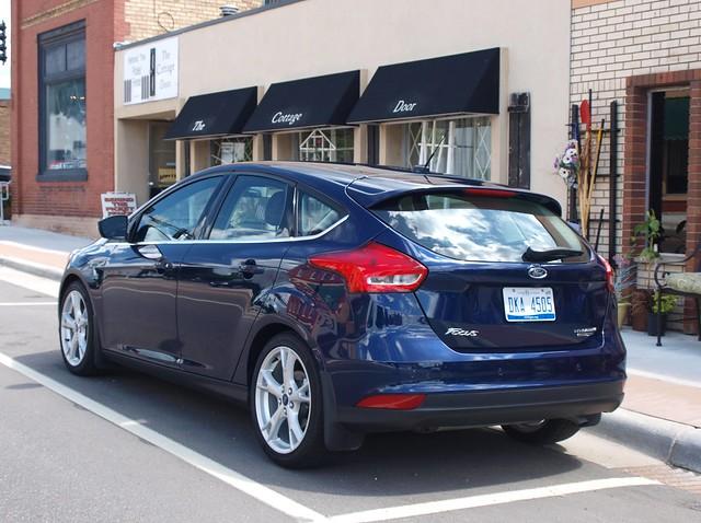 2016 Ford Focus Titanium 5DR