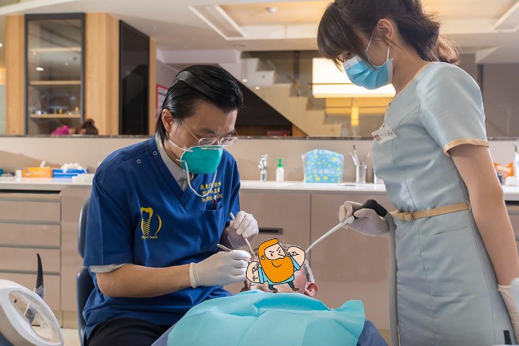 牙周病可以植牙嗎?台南遠東牙醫的植牙新技術-導航植牙 (11)
