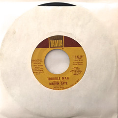 MARVIN GAYE:TROUBLE MAN(JACKET A)