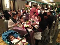 Buka puasa di Mandarin Oriental 25-july-2013