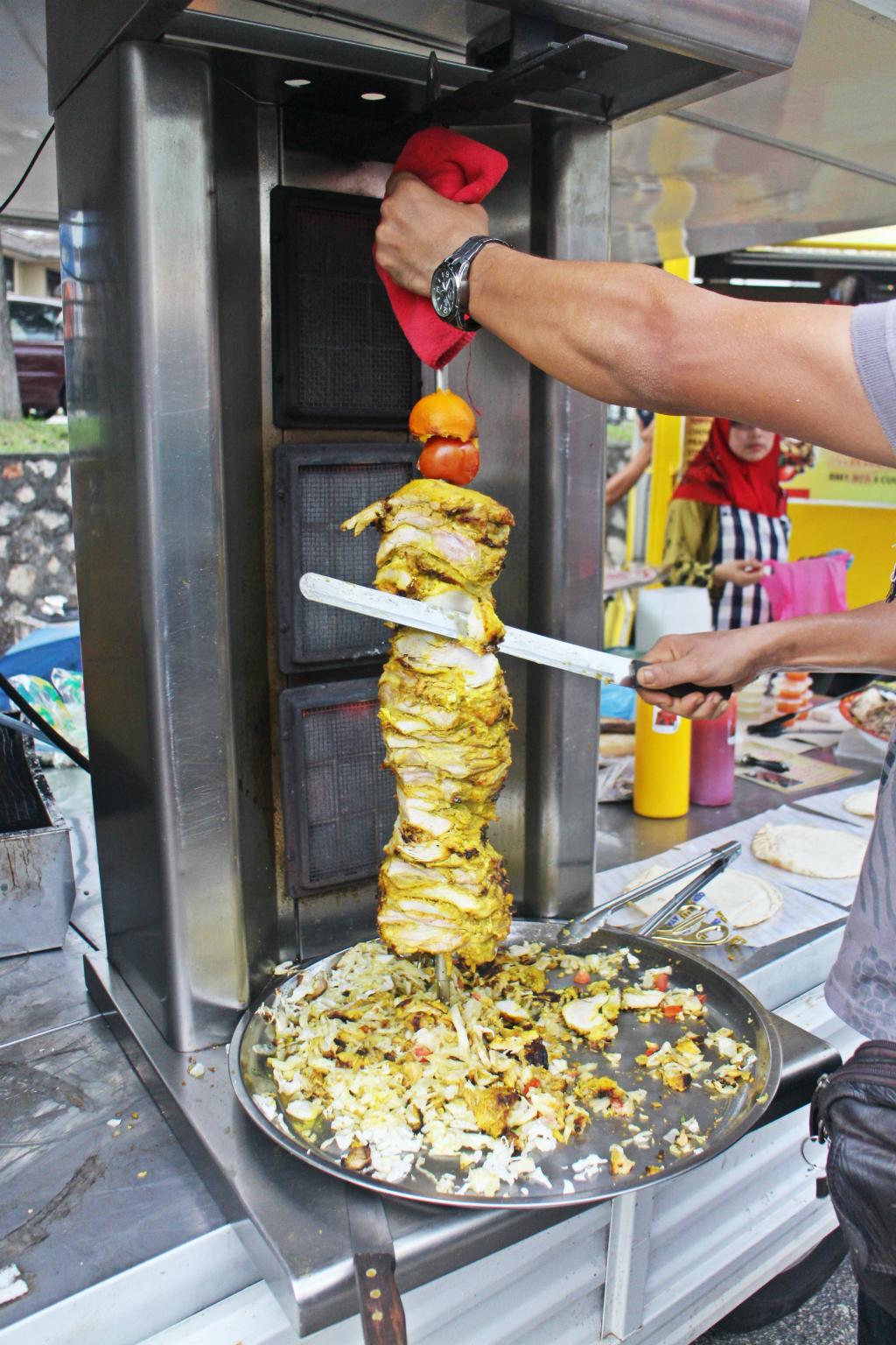 Ramadhan Bazaar: Kebab