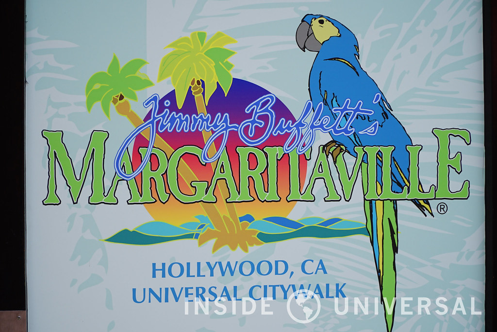 Phot Update: June 13, 2016 at Universal Studios Hollywood - Margaritaville