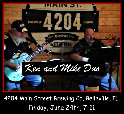 Ken and Mike Duo 6-24-16