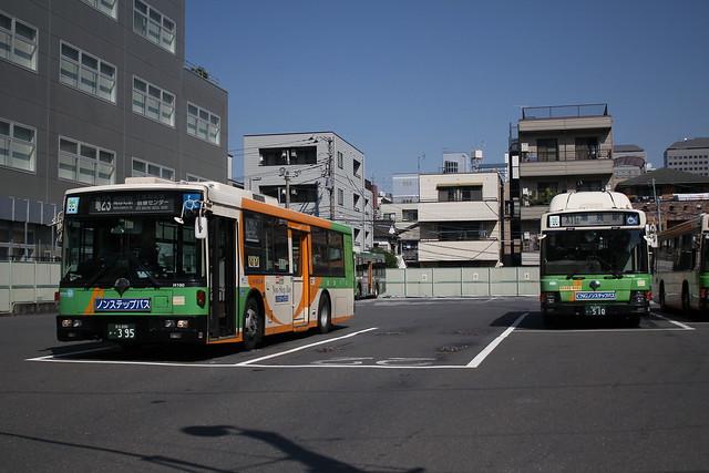 2014/09/22 東京都交通局 H190/H109