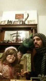 Daddy Selfie