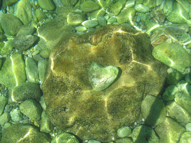 This heart of stone