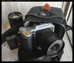 bag and lenses