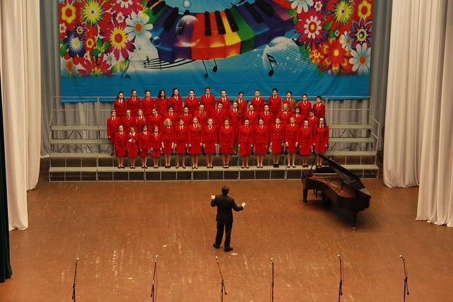 Отчётный концерт ДШИ Минска 2016-05-24