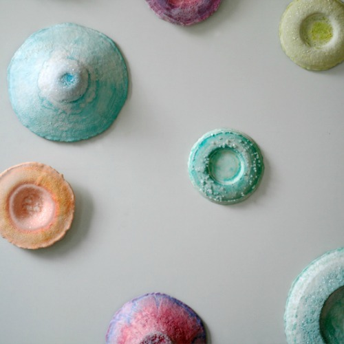 Circle of Life Wall Objects by Debbie Wijskamp