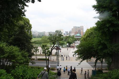 Ueno Park, Tokyo 2016