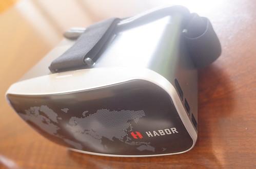 Habor 3D VR glasses HBPA007B