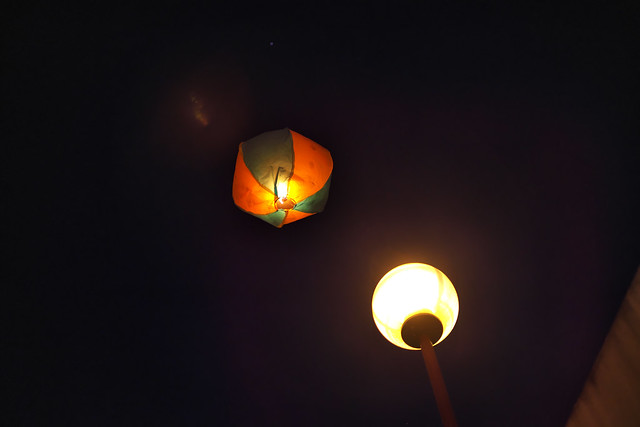 Lights to the Sky