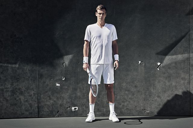Berdych Wimbledon outfit