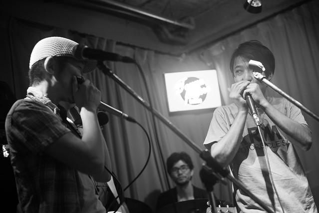 T.G.I.F. blues session at Terraplane, Tokyo, 08 Jul 2016 -00316