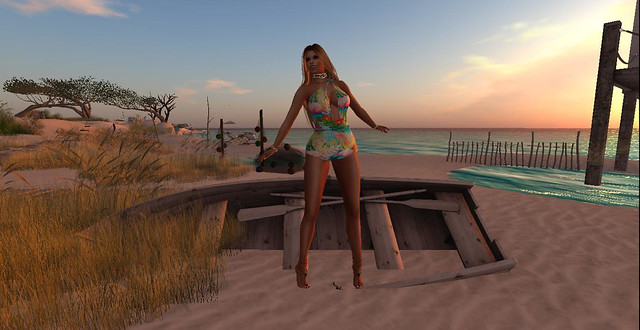TIMELESS AT THE BEACH 11