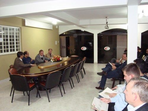 Formatura do Curso de Classificação e Degustação de Café (2013)