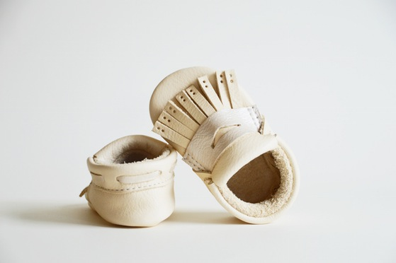 lex&liv baby moccasins