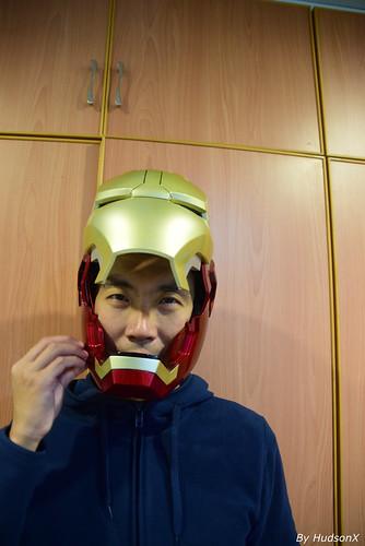 1:1 Ironman MK42 Helmet (14)