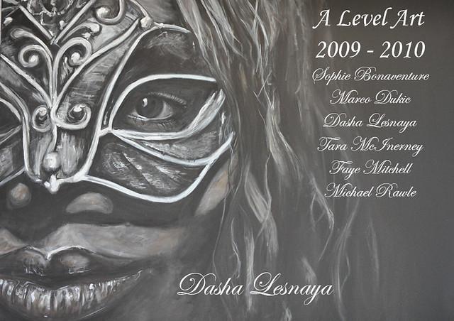 Lady Elizabeth School - 6th Form - Artwork
