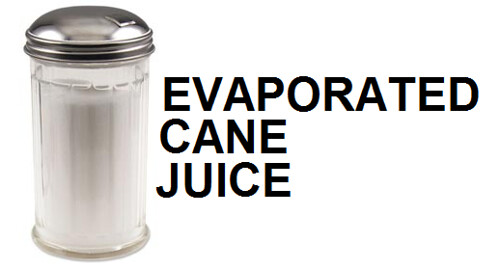 Evaporated Sugar Cane Juice