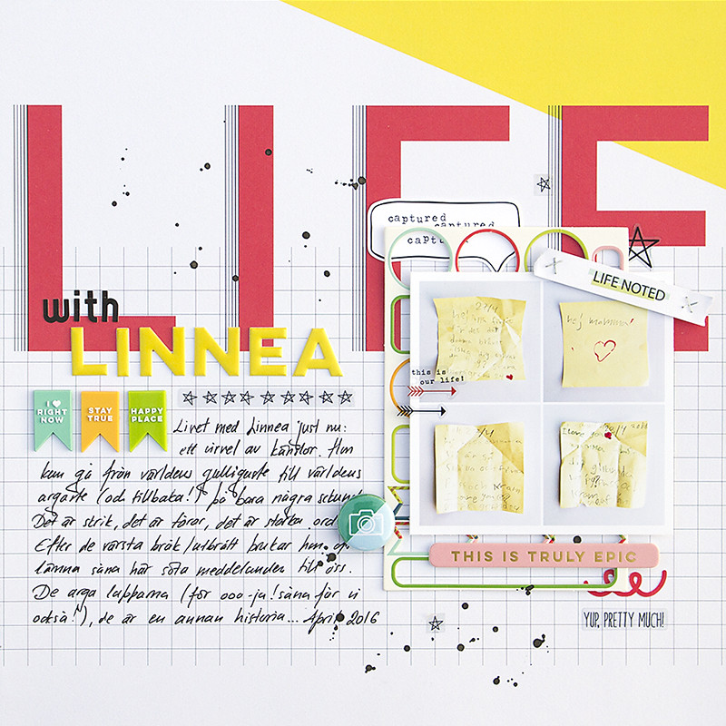 Alex Gadji - Life with Linnea