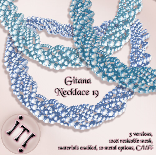 !IT! - Gitana Necklace 19 Image