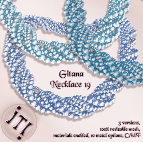 !IT! - Gitana Necklace 19 Image