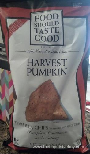 Good Food Pumpkin Pie