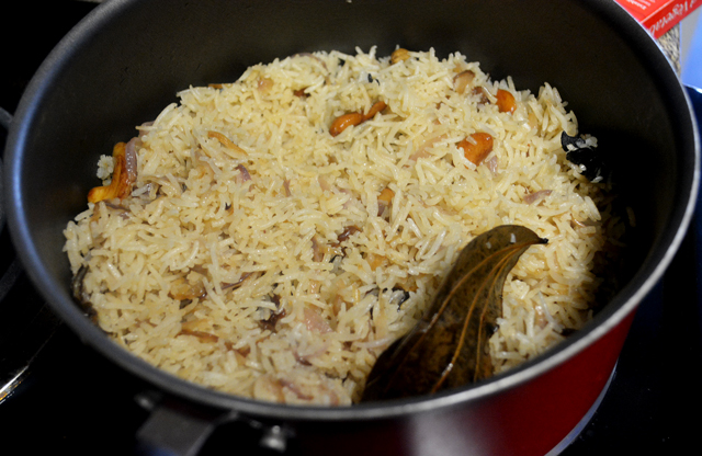 Ghee Rice Recipe - Step8