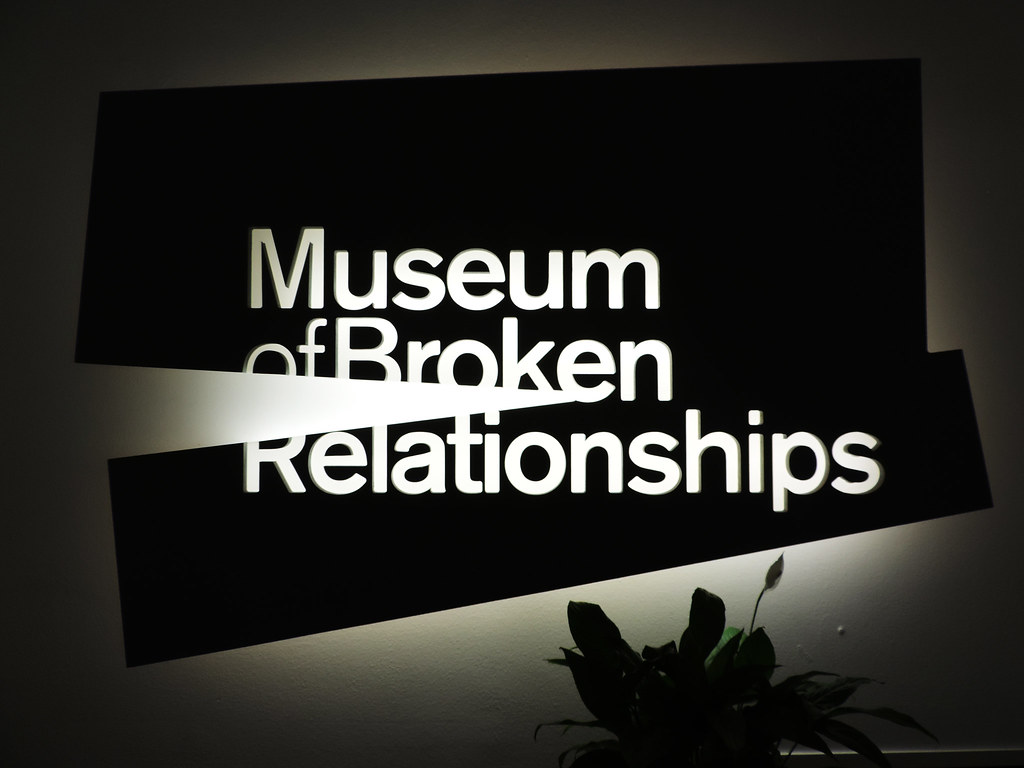 Museum of Broken Relationships, Zagreb