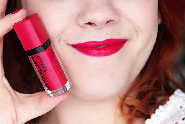 Rouge edition velvet Bourjois - Olé Flamingo