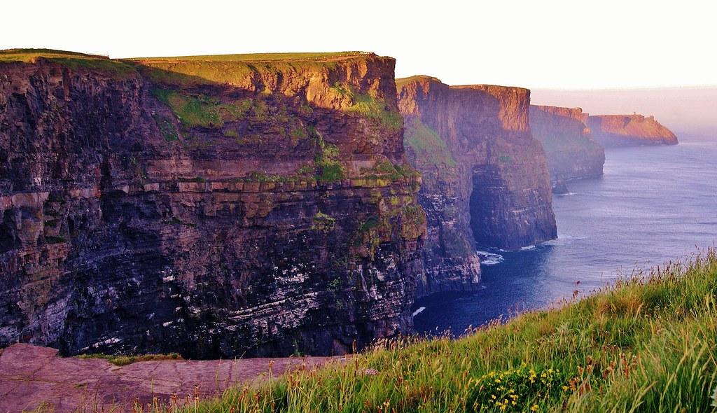 Moher Cliffs at Dawn