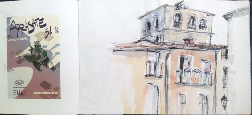 51st y 1/2 sketchcrawl