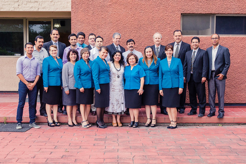 Representante del Gobierno Federal visita colegios adventistas