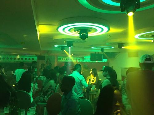 Discotheke @ Santo Domingo