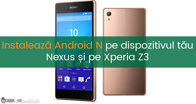 android n xperia z3