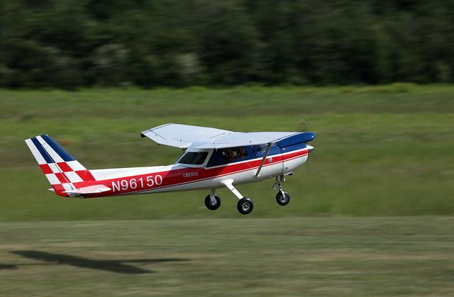 Takeoff (photo credit Simon Nadler)