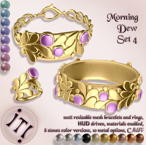 !IT! - Morning Dew Set 4 Image