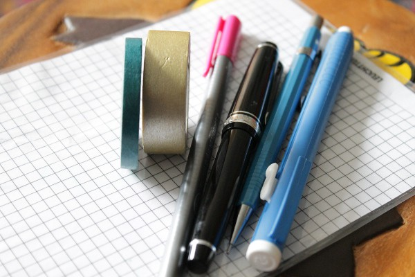 Bullet Journal colour pallette - Misericordia