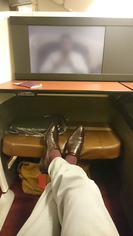 27911528202 fb41a4af22 c - REVIEW - JAL : First Class - London to Tokyo Haneda (B77W)