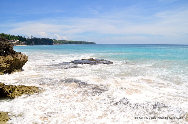 Wild Waves in Dreamland Beach Bali