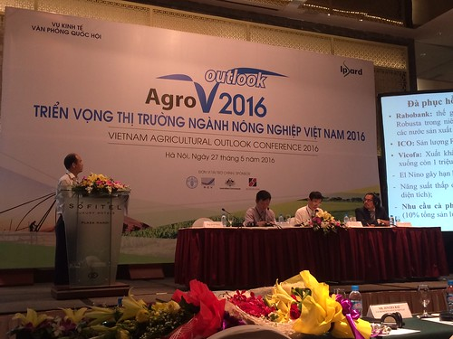 Agro Outlook 2016 conference