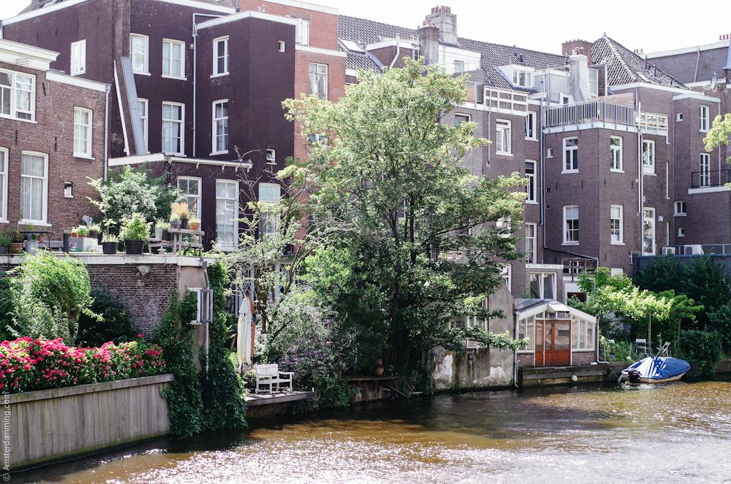 Amsterdam, Weteringschans