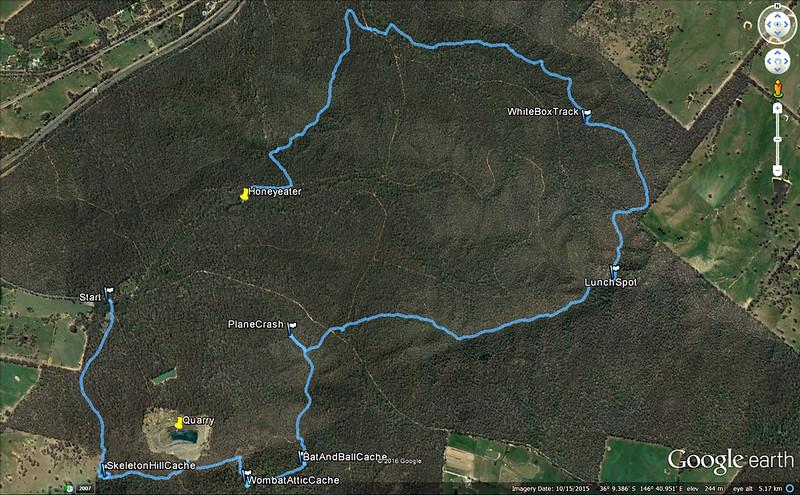 walking_route google earth